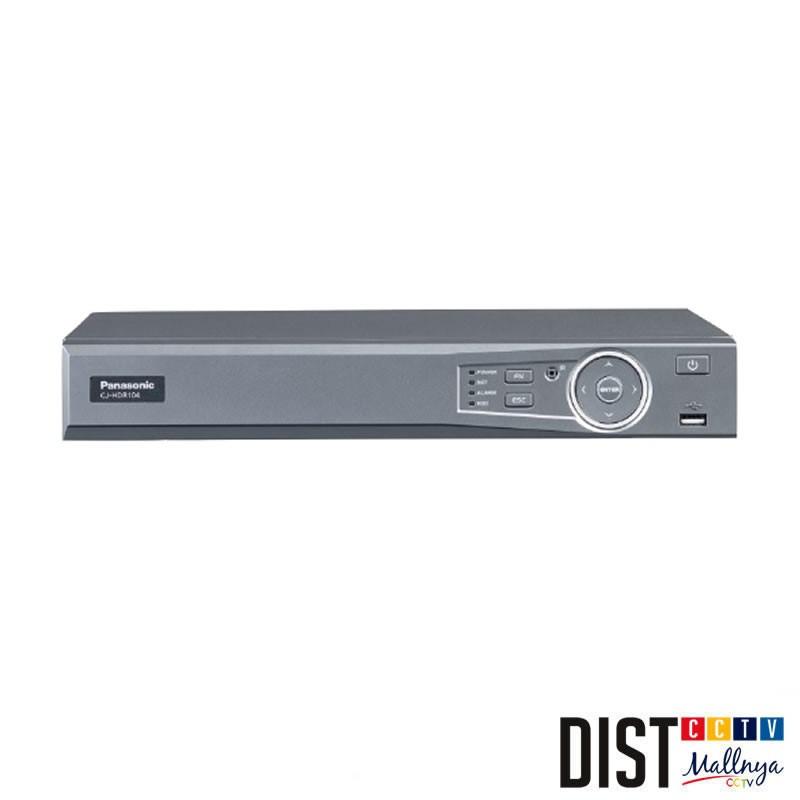 CCTV NVR Panasonic CJ‐HDR108