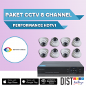 Paket CCTV Omniview 8 Channel Perfomance HDTVI