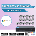 Paket CCTV Omniview 16 Channel Ultimate HDTVI