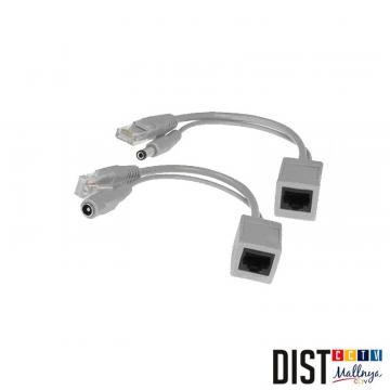 Paket CCTV Infinity 4 Channel Performance IP Black Series