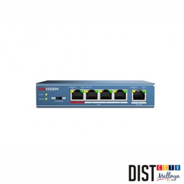 CCTV SWITCH HIKVISION DS-3E0105P-E