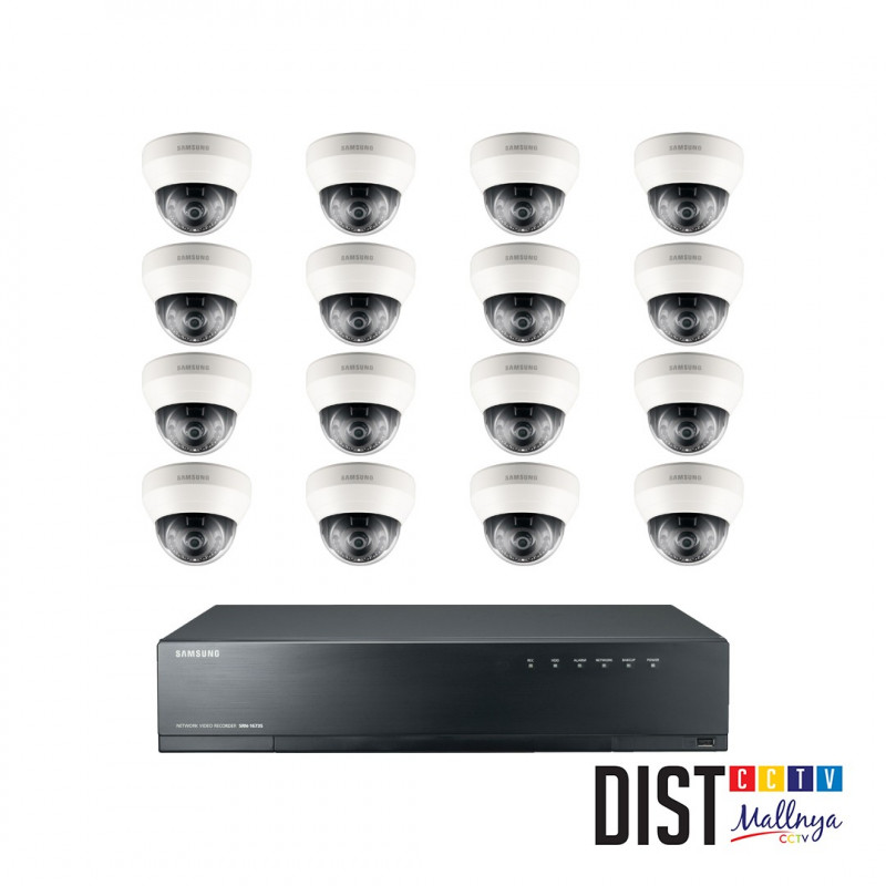 Paket CCTV Performance IP 16 Channel