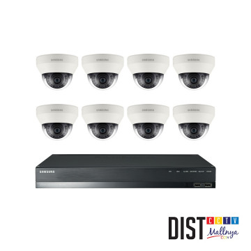 Paket CCTV Samsung 8 Channel Performance IP