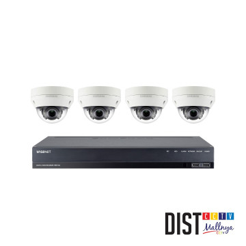 Paket CCTV Samsung 4 Channel Ultimate IP