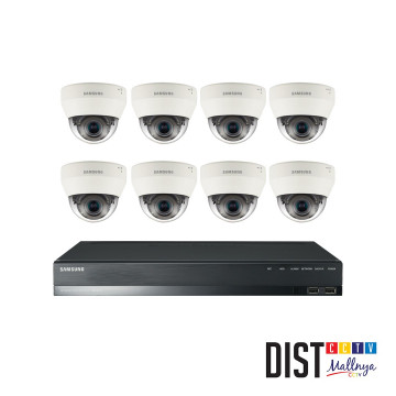 Paket CCTV Samsung 8 Channel Ultimate IP