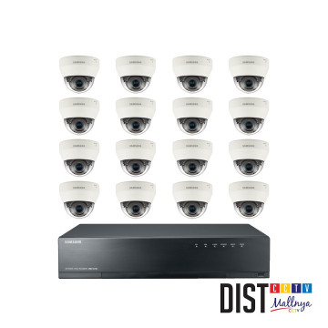 Paket CCTV Samsung 16 Channel Ultimate IP