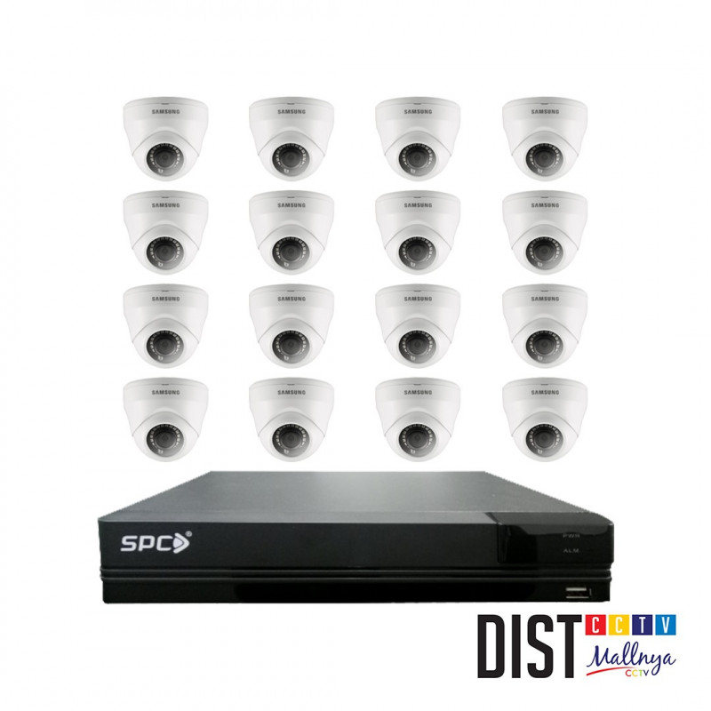 Paket CCTV Samsung 16 Channel Performance AHD