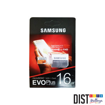 Micro SD Card Samsung EVO 16 GB