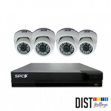 Promo Pahlawan Paket CCTV SPC 4 Channel Performance