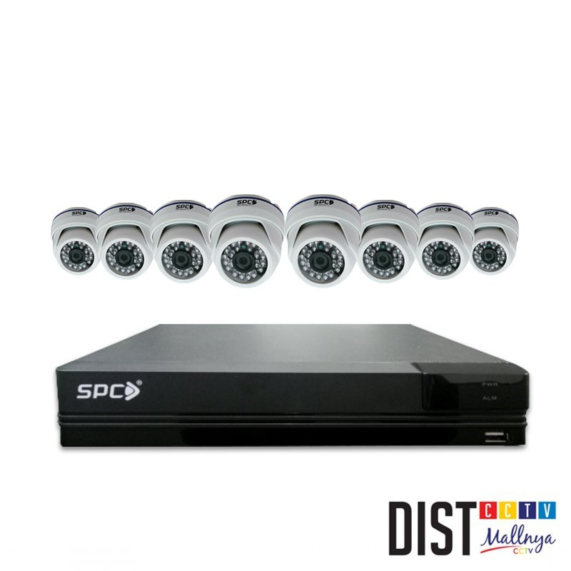 Promo Pahlawan Paket CCTV SPC 8 Channel Performance
