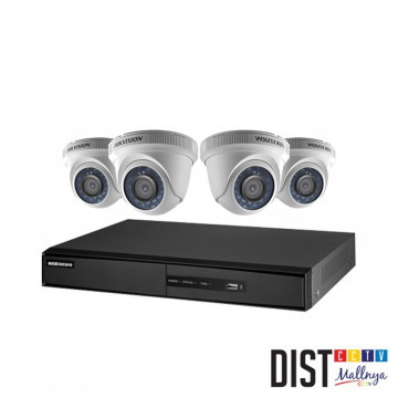 Promo Pahlawan Paket CCTV HIKVISION 4 Channel 2MP