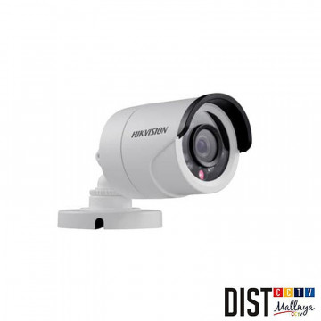 CCTV Camera Hikvision DS-2CE16C0T-IRP White 3.6mm