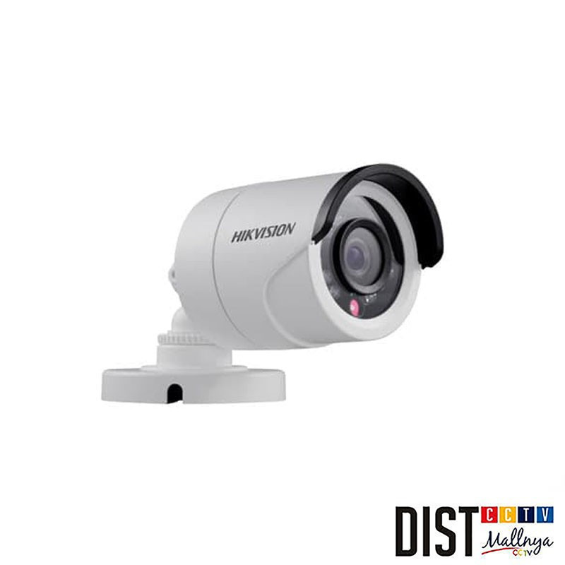 CCTV Camera Hikvision DS-2CE16C0T-IR White 3.6mm