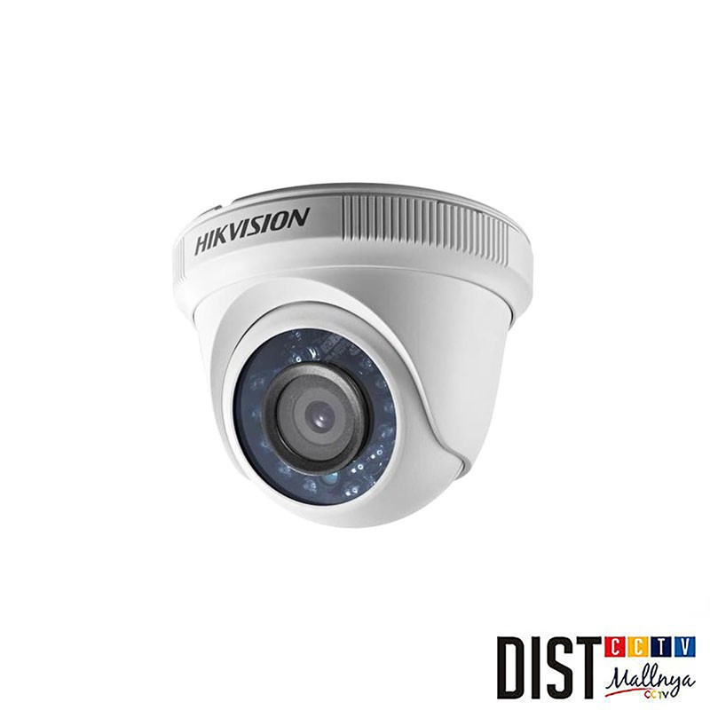 WWW.DISTRIBUTOR-CCTV.COM - CCTV CAMERA DS-2CE56C0T-IRP white 2.8 mm