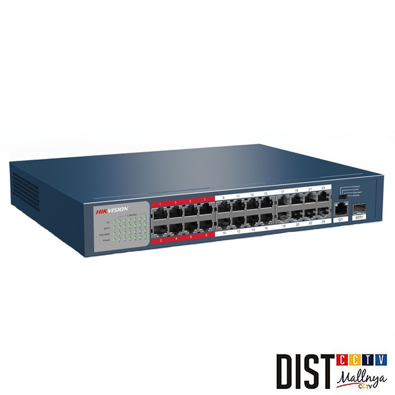 CCTV SWITCH HIKVISION DS-3E0326P-E/M