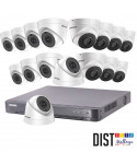 Paket CCTV HIKVISION 16 Channel Ultimate HDTVI