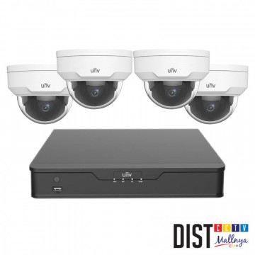 Promo 2020 Paket CCTV Uniview 4 Channel Performance IP