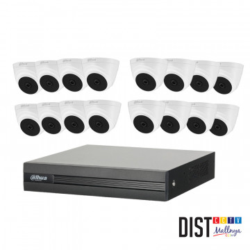 Paket CCTV DAHUA 16 Channel Ultimate