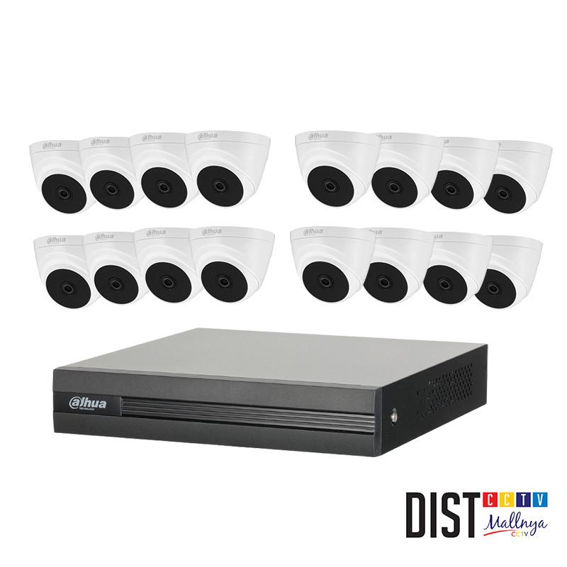 Paket CCTV DAHUA 16 Channel Ultimate