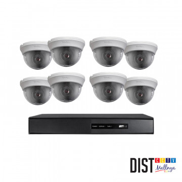 Paket CCTV Infinity 8 Channel Performance