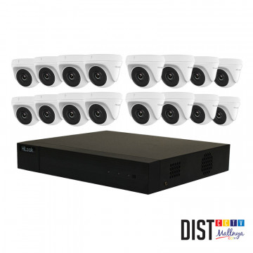 Paket CCTV HiLook 16 Channel Ultimate