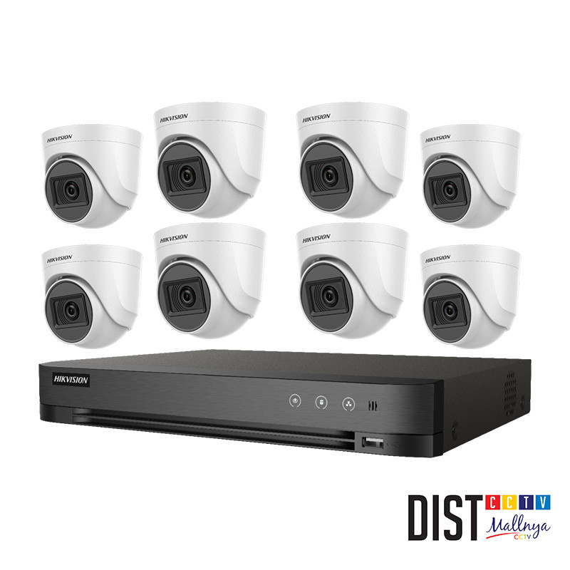 Paket CCTV HIKVISION 8 Channel Performance