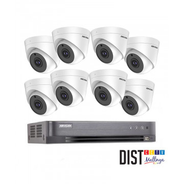 Paket CCTV HIKVISION 8 Channel Ultimate