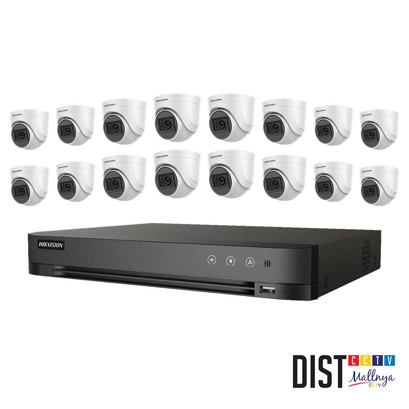 Paket CCTV HIKVISION 16 Channel Performance