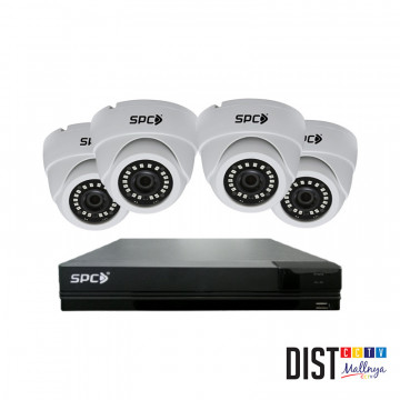 Paket CCTV SPC 4 Channel Performance