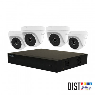 Paket CCTV HiLook 4 Channel...