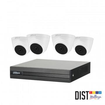 Paket CCTV DAHUA 4 Channel Performance