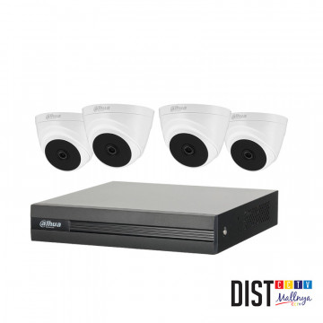 Paket CCTV DAHUA 4 Channel Ultimate