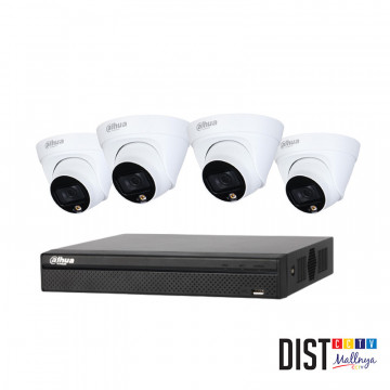 Paket CCTV Dahua 4 Channel Performance IP
