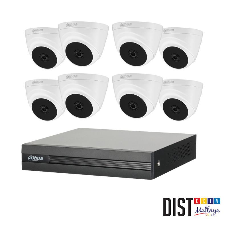 Paket CCTV DAHUA 8 Channel Ultimate