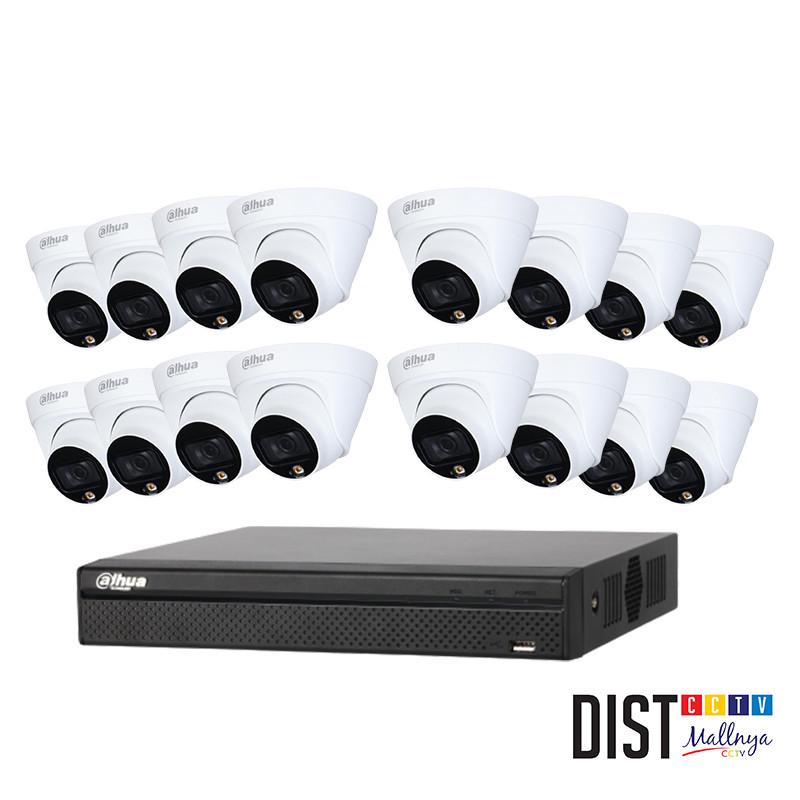 Paket CCTV Dahua 16 Channel Performance IP