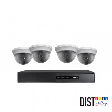 Paket CCTV Infinity 4 Channel Performance