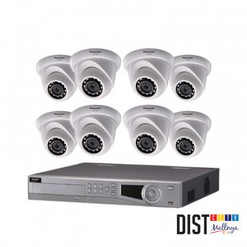 Paket CCTV Panasonic 8...