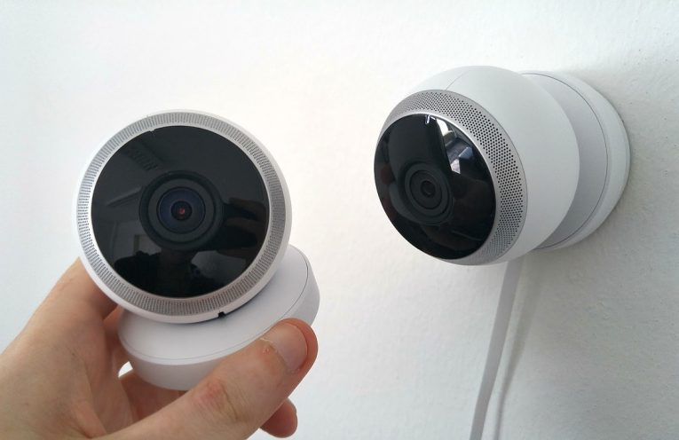 A Picture Of CCTV Camera
