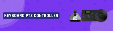 Keyboard PTZ Controller