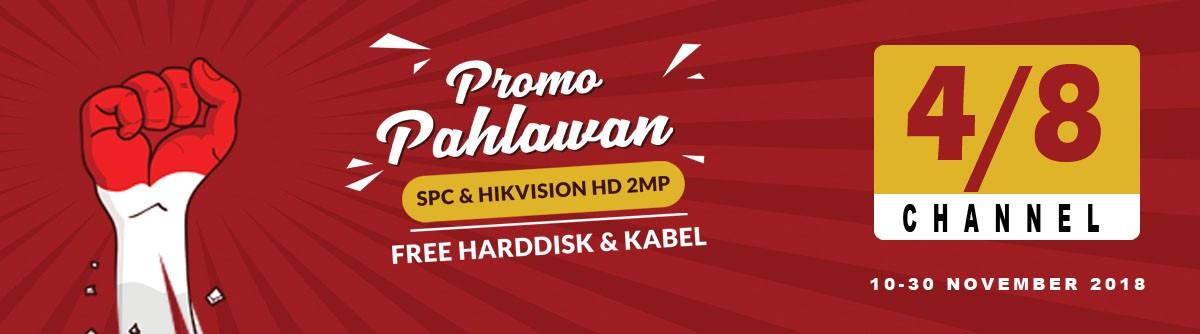 Promo Pahlawan