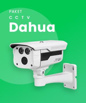 Paket CCTV Dahua