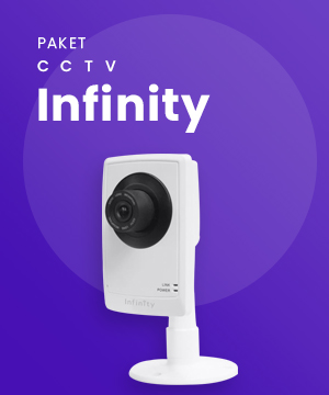 Paket CCTV Infinity