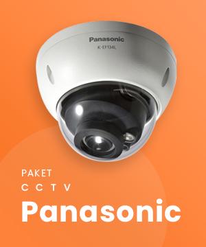 Paket CCTV Panasonic