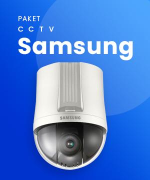 Paket CCTV Samsung